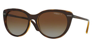 Vogue VO2941S W656T5 POLAR BROWN GRADIENTDARK HAVANA