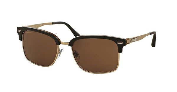Bvlgari BV7026 535673 BROWNSAND BROWN ON HORN/MT P GOLD