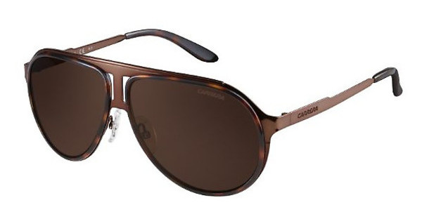 Carrera CARRERA 100/S HKY/EJ BROWNBRWHVNBRW (BROWN)