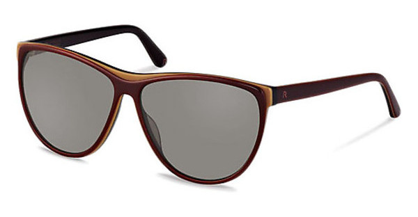Claudia Schiffer C3012 A polarized - grey - 84%chocolate