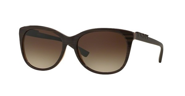 DKNY DY4126 366713 BROWN GRADIENTBROWN RULE/BROWN TRANSP