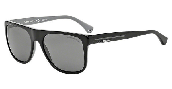 Emporio Armani EA4014 510281 POAR GRAYTOP BLACK ON GRAY