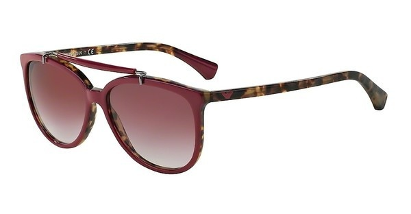 Emporio Armani EA4039 52668H VIOLET GRADIENTTOP PURPLE ON HAVANA