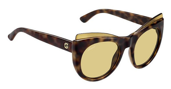 Gucci GG 3781/S M05/BZ BROWNHAVANA (BROWN)