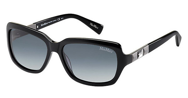 Max Mara MM HOLLY II 807/HD GREY SFBLACK (GREY SF)
