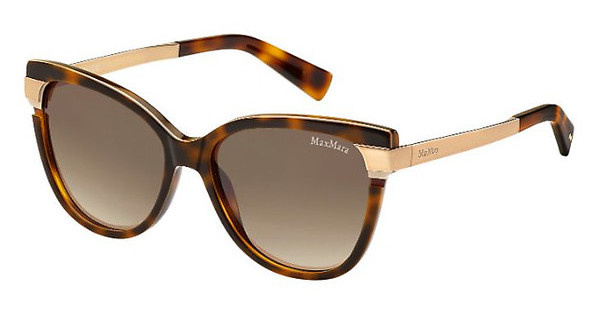 Max Mara MM LAYERS II CJ7/JD BROWN SFHVNIVR GD (BROWN SF)