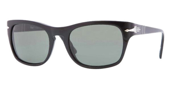 Persol PO3072S 95/31 crystal greenblack