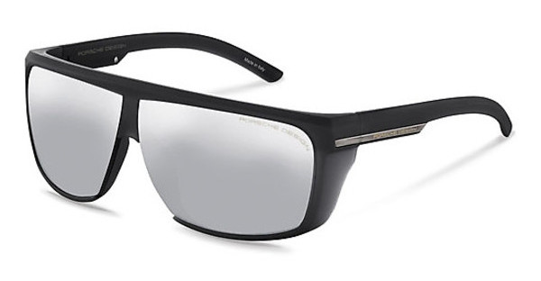 Porsche Design P8597 A mercury, silver mirroreddark grey