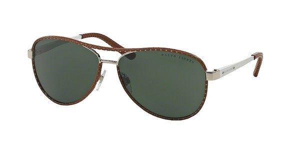 Ralph Lauren   RL7050Q 929871 GREENSHINY SILVER
