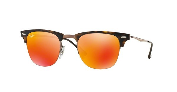 Ray-Ban RB8056 175/6Q BROWN MIRROR ORANGESHINY LIGHT BROWN