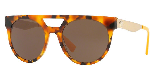 Versace   VE4339 524973 BROWNHAVANA/YELLOW