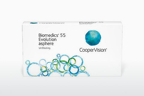 Контактные линзы Cooper Vision Biomedics 55 Evolution BMEU6