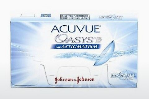 Контактные линзы Johnson & Johnson ACUVUE ADVANCE for ASTIGMATISM AGT-6P-REV