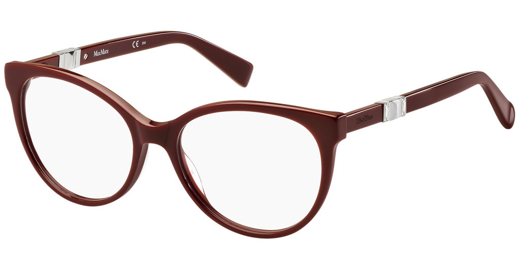 Max Mara   MM 1310 S85 BURGUNDY