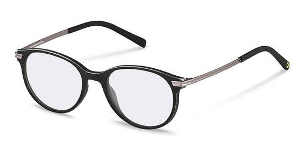 Rocco by Rodenstock   RR439 D black used look, light gun