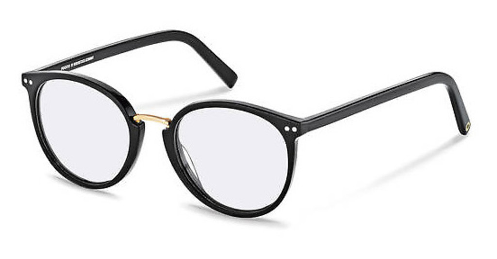 Rocco by Rodenstock   RR454 A black, gold