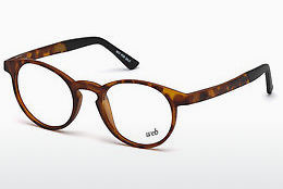 Дизайнерские  очки Web Eyewear WE5186 053 - гавана, Yellow, Blond, Brown