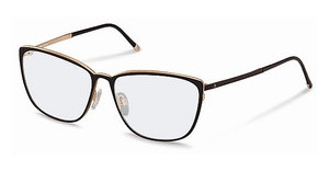 Rodenstock R2569 A black, gold