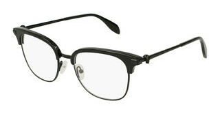 Alexander McQueen AM0152O 001 BLACK