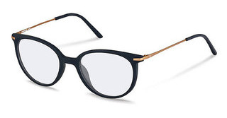 Rodenstock R5312 C dark blue, rose gold