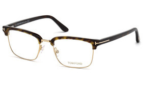 Tom Ford FT5504 052 havanna dunkel