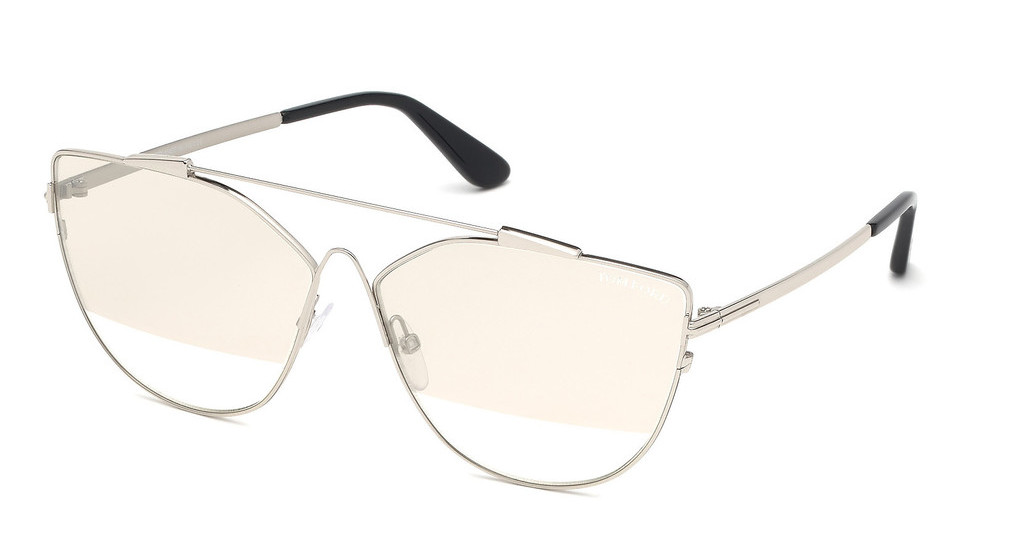 Tom Ford   FT0563 16C grau verspiegeltpalladium glanz