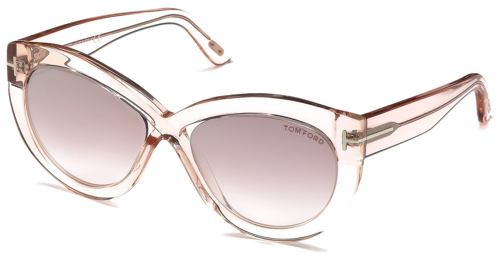 Tom Ford   FT0577 72Z violett ver.rosa glanz
