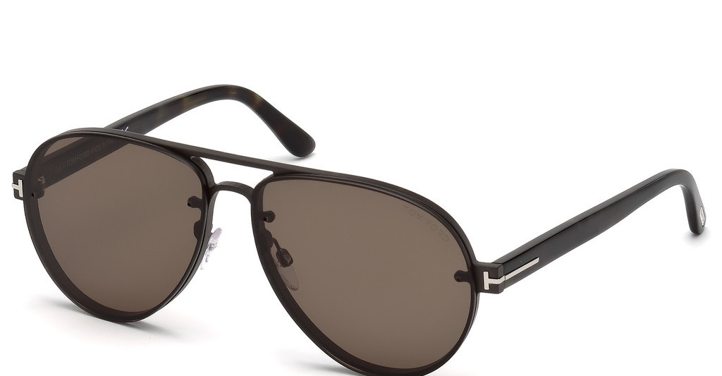 Tom Ford   FT0622 12J roviexruthenium dunkel glanz