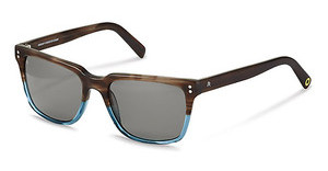 Rocco by Rodenstock RR308 G polarized - grey - 84%brown turquoise