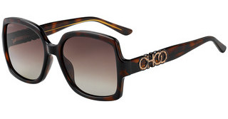 Jimmy Choo SAMMI/G/S 086/LA BROWN SF PZDKHAVANA