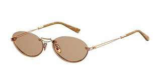 Max Mara MM BRIDGE II DDB/70 BRAUNGOLD COPP