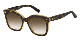 Max Mara MM DOTS II C9B/HA BRWN SFHVN HONEY