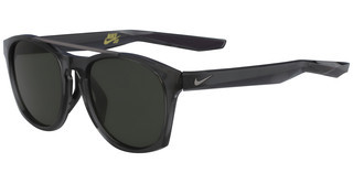 Nike NIKE CURRENT EV1057 003 ANTHRA/GUNMETAL W/GRN LENS