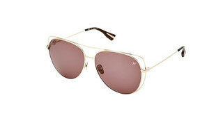 Sylvie Optics Dream 3 browngold