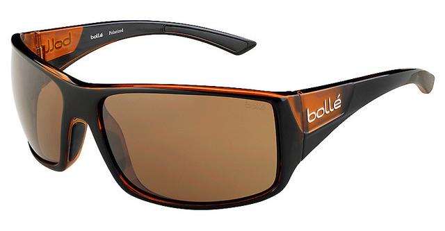 TNS Bolle Sunglasses TIGERSNAKE SHINY BLACK